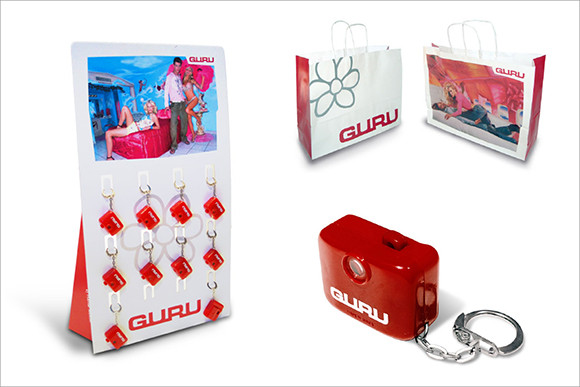 01_4GURU_BRAND_COMMUNICATION_VARIOUS_POINT_OF_SALE