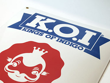 KOI BRAND COMMUNICATION JEAN REPAIR KIT GIVEAWAY