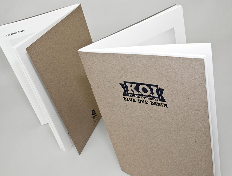 KOI BRAND COMMUNICATION CONSUMER BROCHURE